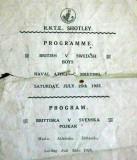 1925, 25TH JULY -  NAVAL ATHLETICS MEETING SHOTLEY BOYS Vs SWEDISH BOYS, A..jpg