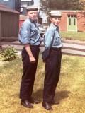 1972 - ALLAN HARD, 31 RECR., STEVE HODGE ON LEFT AND MYSELF ON THE RIGHT.jpg