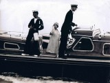 1961 - THE QUEEN ARRIVING AT SHOTLEY, PHOTO COURTESY ANNE BERRY, A.jpg