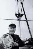 1988 - DICKIE DOYLE HOLDING  THE BUTTON DURING THE MAST REFIT.jpg