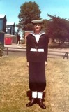 1973 - BRIAN MORETON, 41 RECR., GUARD ON PARENTS' DAY.jpg