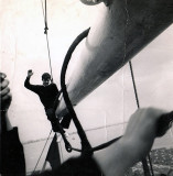 1967, 15TH NOVEMBER - KEVIN FITZGERALD, DRAKE DIVISION, ALOFT