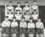 1950, 7TH JULY - ARTHUR DUFF, ANNEXE PHOTO, I AM MIDDLE ROW, 1ST LEFT, 4..jpg
