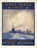 1933 - PHIL BRIDGE, NAVY WEEK, CHATHAM - SHEERNESS, A..jpg