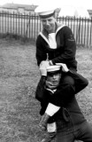 1964, 4TH MAY - LAURIE MULLEN, UNKNOWN JUNIOR INSTRUCTORS.jpg