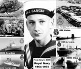 1964 - ALLAN TURVEY AND THE SHIPS HE SERVED IN.jpg