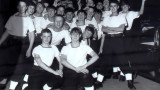 1970 - ADRIAN FLOYD, ANSON DIVISION, WINDOW LADDER TEAM RIGGERS.