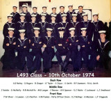 1974, 10TH OCTOBER - DAVID NOBLE, LEANDER, 493 CLASS, NAMES BELOW PHOTO.jpeg