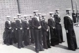 1963, JANUARY - GEOFF WOODROOF, BLAKE, 11 CLASS, PIPING PARTY.jpg