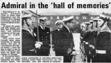 1972, 9TH JULY - PETER LORD, NAVY NEWS ITEM RE. R.A. AUSTIN VISITING GANGES.jpg