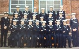 1975, 7TH JANUARY - ANDREW ELFORD, POSSIBLY 592 CLASS, I AM 2ND LEFT, BACK ROW.jpg