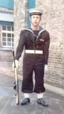 1976, JANUARY - PHIL HALEY, PASSING OUT PARADE.jpg