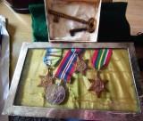 1939-40 - ARTHUR P. EDWARDS, BOY SIGNALMAN, ARTHUR'S MEDALS AND KEYS FROM HMS P.o.W., CTB 01.11.1944.JPG