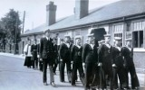 1935, 12TH FEBRUARY - ALBERT J.A. COTTON, JX144440, RODNEY, 14 MESS, FAMILY PHOTOS OF THE FUNERAL, C..jpg