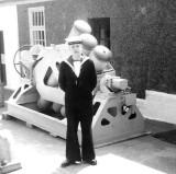 1966, 14TH NOVEMBER -  PETER ROUTH,  MORTAR.jpg