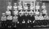 1966, 13TH SEPTEMBER - ROY CAVEN, GRENVILLE, 174 CLASS, I'M TOP ROW 3RD FROM LEFT.jpg