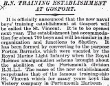 1905-2005 - DICKIE DOYLE, PRESS CUTTINGS RE. GANGES, BOYS TRAINING, THEIR PAY AND CONDITIONS ETC., TIMES 07.12.1926.jpg