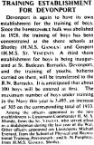 1905-2005 - DICKIE DOYLE, PRESS CUTTINGS RE. GANGES, BOYS TRAINING, THEIR PAY AND CONDITIONS ETC., TIMES 08.11.1935.jpg