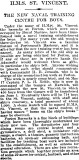 1905-2005 - DICKIE DOYLE, PRESS CUTTINGS RE. GANGES, BOYS TRAINING, THEIR PAY AND CONDITIONS ETC., TIMES 31.03.1927.jpg