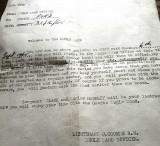 1965, 31ST AUGUST - STEVE FORD, BUGLE BAND LETTER.jpg