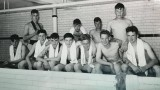 1957 - DUNCAN A. SMITH, DRAKE DIVISION, 62 CLASS, BY THE SWIMMING POOL, E..jpg