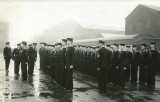 1953, 17TH MARCH - THOMAS MARTIN R. HYDE, CAPTAIN'S INSPECTION AT DIVISION, 1..jpg