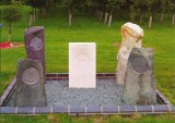 1953, 17TH MARCH - THOMAS MARTIN R. HYDE, THE GANGES MEMORIAL AT THE NATIONAL ARBORETUM, 11..jpg