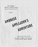 1946-48 - AMATEUR DRAMATIC SOCIETY PROGRAMME, A..jpg