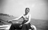 1957, 7TH MAY - JEFF DAVIES, BLAKE DIVISION, 282 CLASS, SAILING, B..jpg