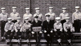 1967, 9TH JANUARY - JOHN ROBERTS, COLLINGWOOD, 200 CLASS, 34 MESS, INSTR. R.S. WHISTLECROFT, LT. PINHEY.