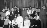 1954, JANUARY - MIKE MARGARY, ANSON DIVISION, 372 CLASS, SODS OPERA IN THE GYM, B..jpg