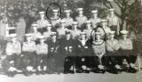 1965, 28TH SEPTEMBER - STEVE SYLVESTER, 79 RECR., DUNCAN, 10 MESS, 60 CLASS, MYSELF AND GUS MAL McDOUGALL RINGED, A..jpg