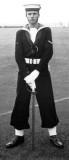 1964, OCTOBER - COLIN RICHARDSON, EXMOUTH, 41 MESS,  GUARD COMMANDER.jpg