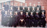 1975, 30TH SEPTEMBER - DAVID JOHN GRIFFITHS, FEARLESS, 912 CLASS, INCLUDES G. COATES AND SID WINDER MIDDLE ROW.jpg
