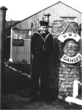 1952, FEBRUARY - BUNGY WILLIAMS, TYRWHITT 1 MESS IN THE ANNEXE.jpg