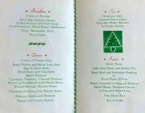 1970, 7TH OCTOBER - PETER COTTINGHAM, 21 RECR.,ANNEXE, LEANDER, THEN RODNEY, 21 CLASS, XMAS MENU, 11B..jpg