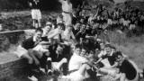 1959, 9TH JUNE - IAN SIMPSON, DRAKE, 39 MESS, REG BALL FRONT IN WHITE KIT.jpg