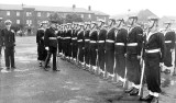 1960. 5TH JANUARY - TERRY REVELL, BENBOW, 31 MESS, 201 CLASS, GUARD INSPECTION.jpg