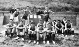 1960. 5TH JANUARY - TERRY REVELL, BENBOW, 31 MESS, 201 CLASS, ON THE SPORTS FIELD, A..jpg