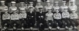 1961, 24TH APRIL - BRIAN SAMUELS, DRAKE, 37 MESS, 121 CLASS, CAPS ON.jpg