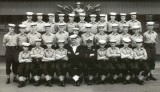 1961, 24TH APRIL - BRIAN SAMUELS, DRAKE, 37 MESS, 121 CLASS, IN THE ANNEXE.jpg