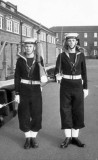 1964, 4TH MAY - LAURIE MULLEN, GUARD COMMANDER  AND OPPO TAFF.jpg