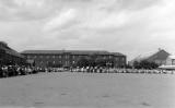 1967, 17TH APRIL -  MAX WALL, 92 RECR., DRAKE, 37 MESS, PARENTS DAY WINDOWS LADDER DISPLAY, PARENTS DAY.jpg