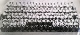 1957, 8TH OCTOBER - RICK WINTERBURN, COLLINGWOOD DIVISION PHOTO, I AM 4TH ROW UP ON LEFT HAND END.jpg