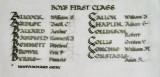 1941, 24TH MAY - DAVID RYE, HMS HOOD, MEMORIALS AT ST. JOHN'S, BOLDRE, BOYS FIRST CLASS, PART 1, F..jpg