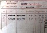 1975, 28TH OCTOBER - ALAN ABRAM, LEANDER, 953 CLASS, PAY BALANCE SHEET, G..jpg