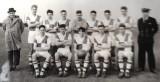 1962, 9TH OCTOBER - JIM DALES, 53 RECR., BENBOW, 157 CLASS, GANGES FOOTBALL TEAM 1962-63.jpg