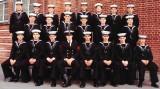 1975, 30TH SEPTEMBER - NIGEL MITTON, 911 CLASS, TAFF DAVIS IS CENTRE ROW, 4TH FROM LEFT.jpg