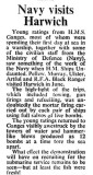 1968, AUGUST - NAVY VISITS HARWICH, FROM THE NAVY NEWS.jpg