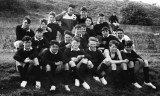 1962 - MICHAEL HOPPER, EXMOUTH, 81 CLASS, I'M MIDDLE FRONT ROW AND COLIN MACKENZIE IS FRONT ROW 2ND FROM RIGHT.
